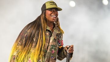 Missy Elliott receives honorary doctorate from Berklee College of Music