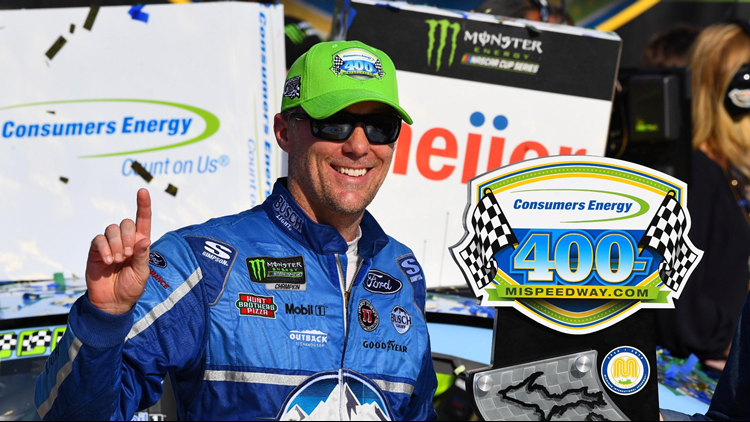NASCAR Consumers Energy 400 Odds 8/9/18, Who Do Oddsmakers Favor?