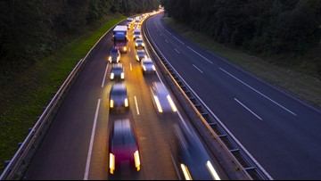 Study to tackle congestion on parts of I-95 in Virginia