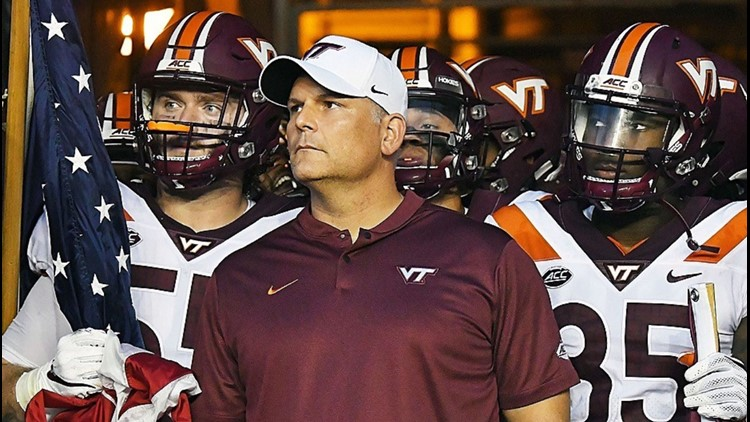 The Virginia Tech-East Carolina University football game set for Saturday has been canceled.