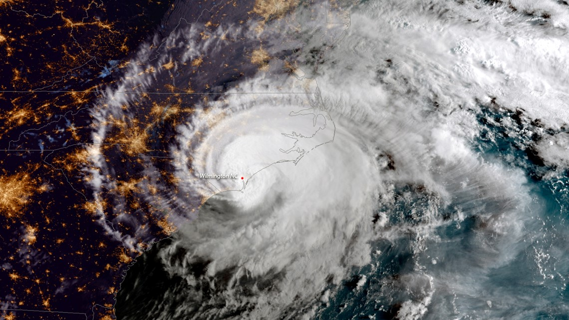 Tim Talk: Off-season tropical storms and hurricanes
