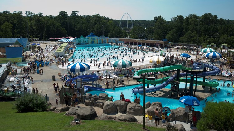 Features Take Your Dog To This Virginia Beach Waterpark