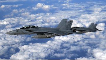 Navy clarifies fighter pilot shortage numbers