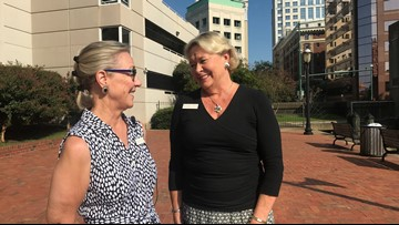 Can two women bring a grocery store back to Downtown Norfolk?