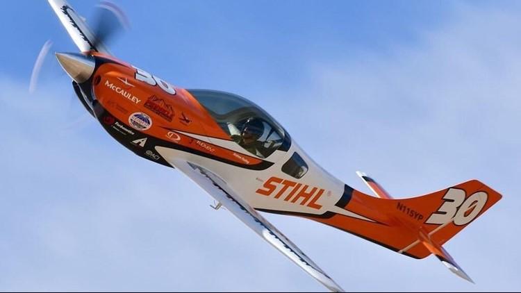 Local pilot wins national air race   13newsnow com