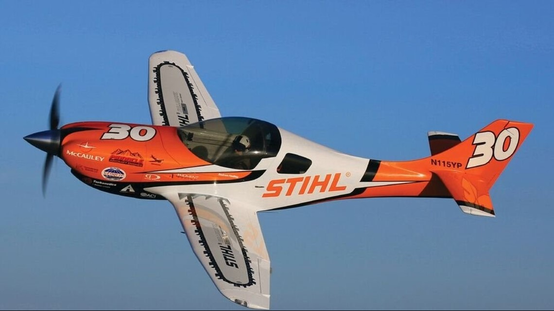 Stihl Reno Air Races