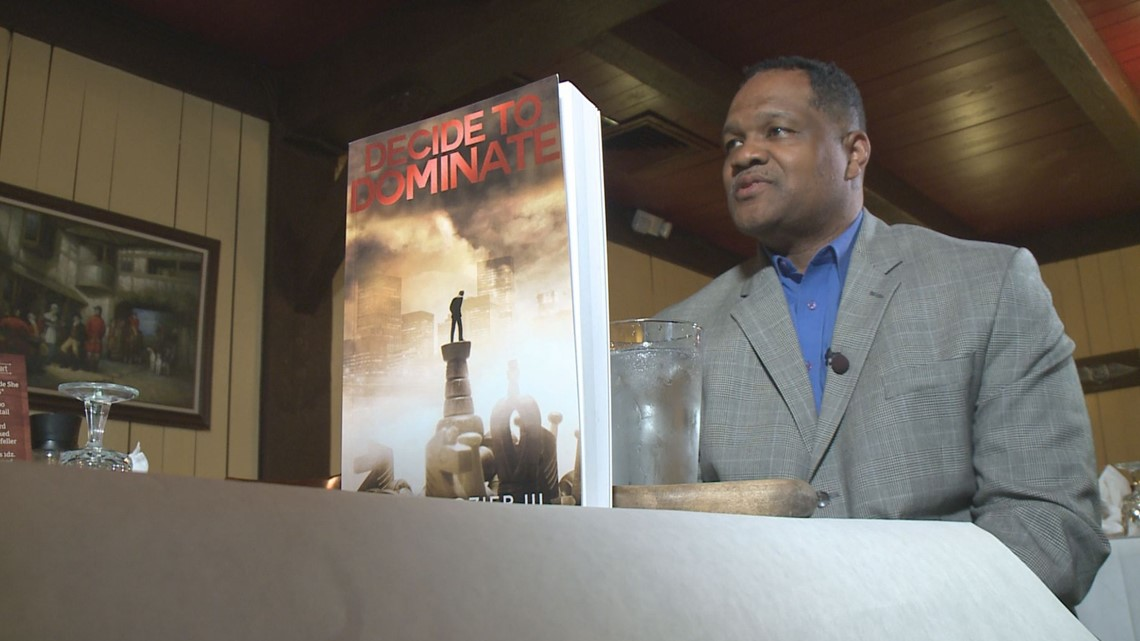 Former 2-sport pro star Dozier is now an author