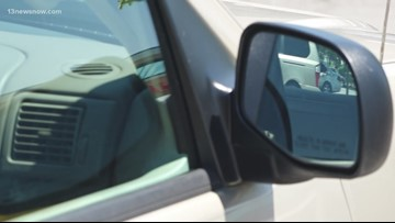 Woman cited for leaving a dog in a hot car