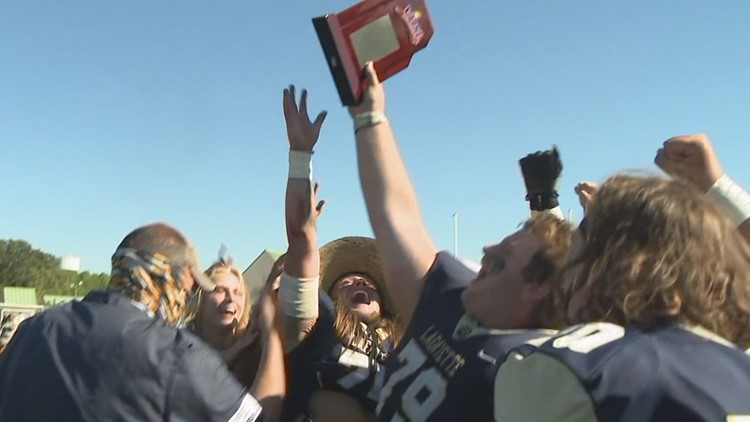 Rams bring home 1st state title in 20 years