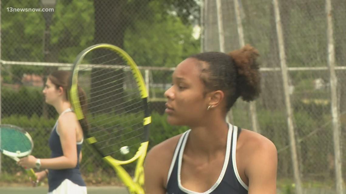 Athlete of the Week: Maury's Mya Byrd