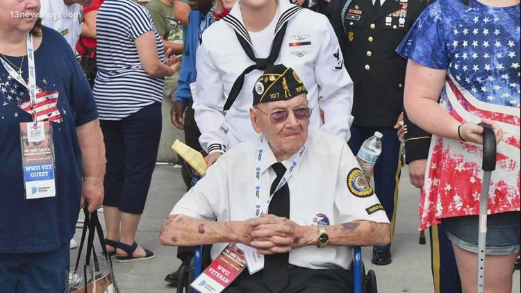 Veterans' benefits delayed