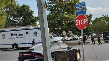 Newport News arrest robbery suspect after standoff