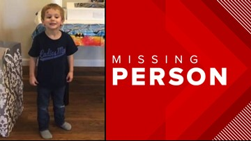 3-year-old North Carolina boy missing from grandma's house