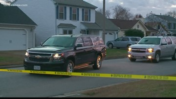Virginia Beach Man Found Dead