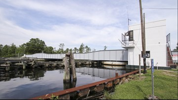 Officials: North Landing Bridge opened after days of closure