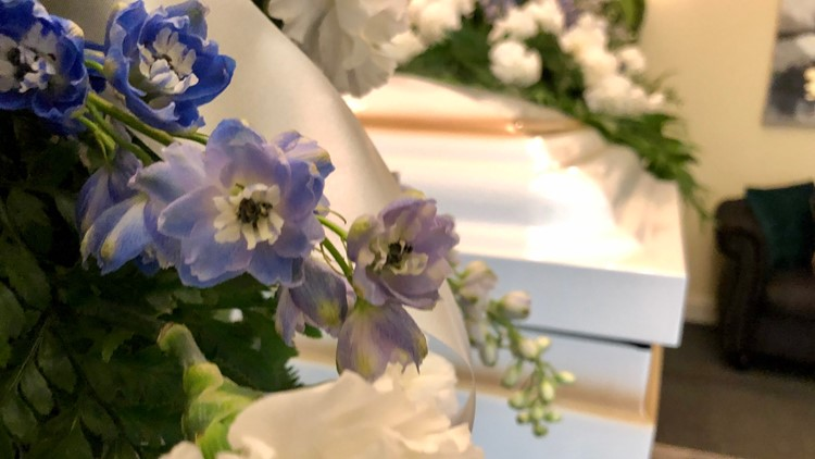 North Carolina family finds unknown woman in mother's casket
