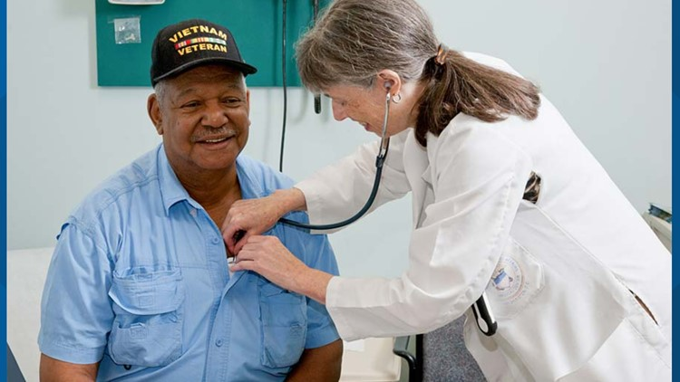 Working to get vets the compensation they earned
