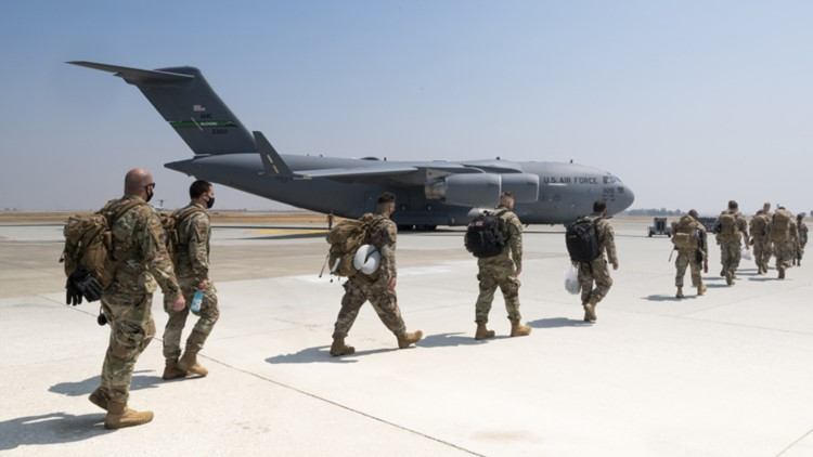 VA, lawmakers concerned about impact of Afghan withdrawal upon veterans