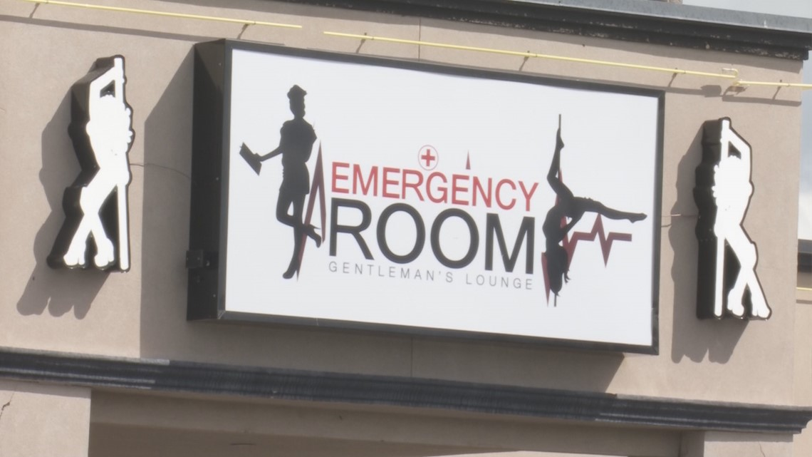New San Antonio Strip Club Called Emergency Room Raising