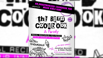 Stars of 'Mean Girls' release 'The Burn Cookbook' to feed your inner Plastic