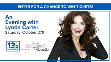 Lynda Carter sweepstakes rules