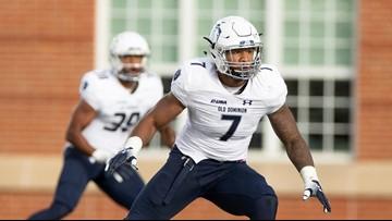 NFL Draft: ODU's Ximines gets the call