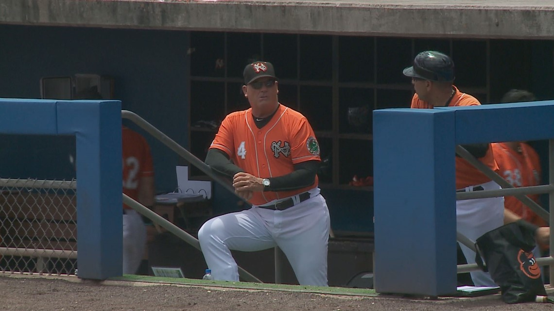 Tides Johnson may not be back as manager in 2019