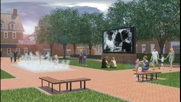 Proposed pedestrian marketplace in Colonial Williamsburg withdrawn