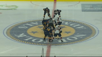 Norfolk Admirals continue fast start