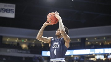 ODU tunes up in exhibition with the Marlins