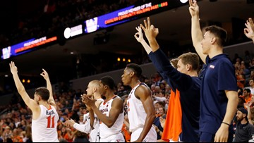 UVA back to form in opener with Towson