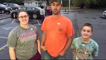 Midterm election a teachable moment for Eastern Shore family