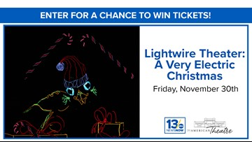 Electric Christmas sweepstakes rules