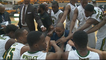 Spartans cruise in hoops home opener