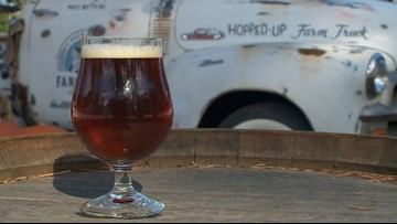 FRIDAY FLAVOR: Farm-to-glass concept on tap at Farmhouse Brewing Co.