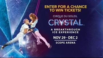 Cirque Crystal sweepstakes