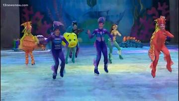 Disney on Ice visits Hampton Coliseum this weekend