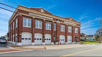Chincoteague historic fire station up for sale