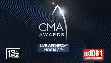 An exclusive look at the 52nd annual CMA Awards