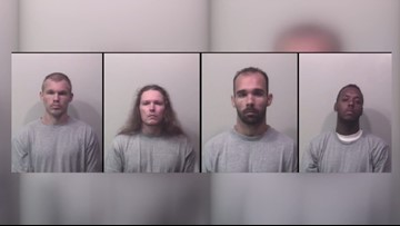 Inmates accused in fatal escape attempt seek change of venue