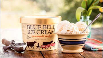 Blue Bell Ice Cream returning to Hampton Roads in March
