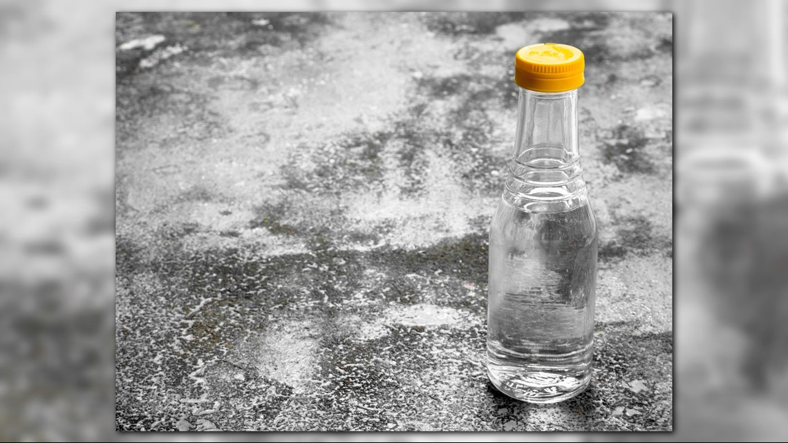 Verify Does Vinegar Water Mixture Remove Ice From Car S Windshield 13newsnow Com