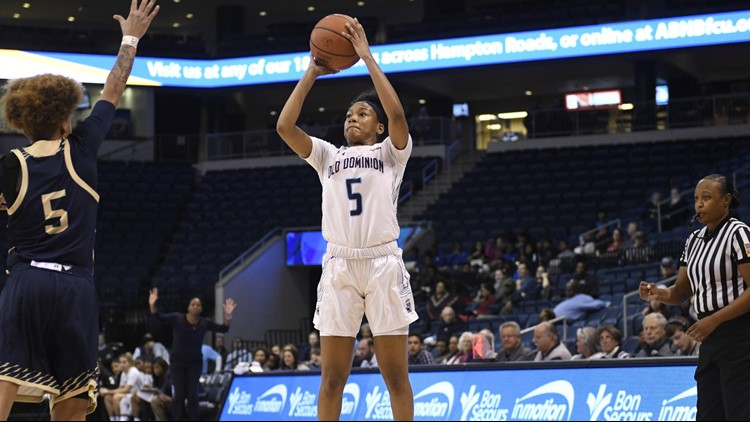 ODU women's hoops: young and surprising