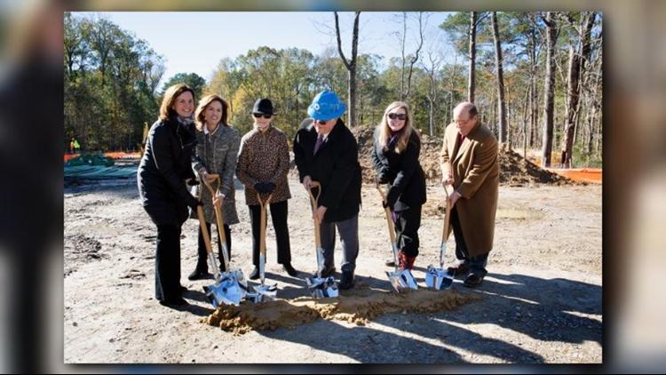 Virginia Aquarium celebrates groundbreaking of new facility