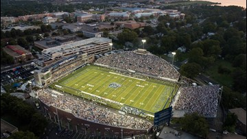 ODU plays last game at Foreman Field before it undergoes renovation