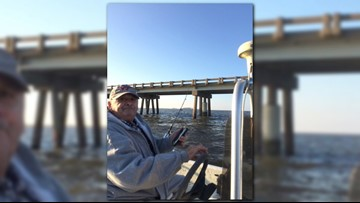 Coast Guard searching for missing fisherman near Avon; possible boat found
