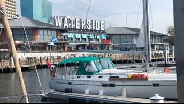 Waterside District and Power Plant in Hampton partner with Lyft