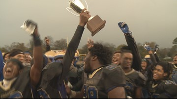 Phoebus td & extra point caps off triple OT win over Norcom