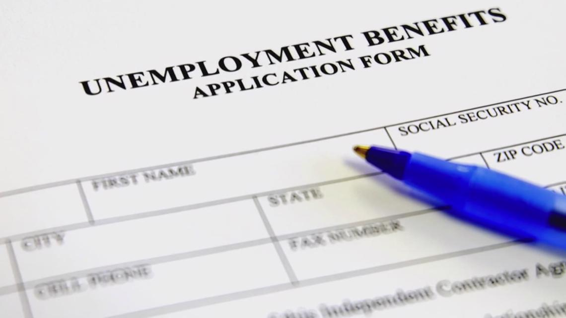 Virginia unemployment claims drop