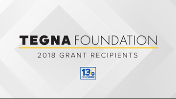 13News Now announces 2018 TEGNA Foundation Community Grant Recipients for Hampton Roads